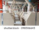industrial pipelines and... | Shutterstock . vector #398506645