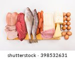 group of proteins | Shutterstock . vector #398532631