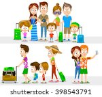 cartoon illustration of... | Shutterstock .eps vector #398543791