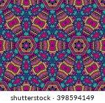 Festive Geometric Kaleidoscopi...