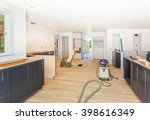 filler is applied and sanded... | Shutterstock . vector #398616349