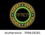 cover design logo | Shutterstock . vector #398618281