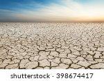 Landscape Cracked Soil  Earth...