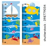 two meters ocean wall   Shutterstock .eps vector #398779054