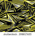 abstract seamless pattern for... | Shutterstock . vector #398817655