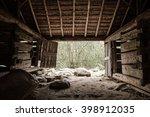 simple life. interior of... | Shutterstock . vector #398912035