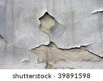 the texture of old grunge wall - stock photo