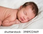 picture of a newborn baby... | Shutterstock . vector #398922469