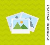 file icon design  | Shutterstock .eps vector #398931475