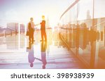 corporate business... | Shutterstock . vector #398938939