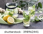 Homemade Infused Water With...
