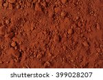 Ground Texture. Top View Of A...