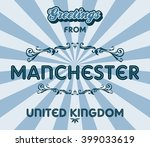 tourism greeting theme | Shutterstock .eps vector #399033619