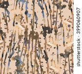seamless pattern with splash... | Shutterstock . vector #399060907