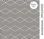 vector pattern background ... | Shutterstock .eps vector #399124549