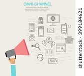 omni channel concept for