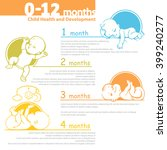set of child health and... | Shutterstock .eps vector #399240277