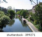 Regents Canal  Primrose Hill ...