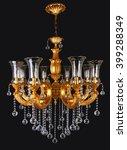 avangarde chandelier  | Shutterstock . vector #399288349