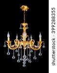 avangarde chandelier  | Shutterstock . vector #399288355