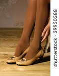women legs | Shutterstock . vector #39930388