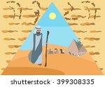 passover haggadah   vector... | Shutterstock .eps vector #399308335