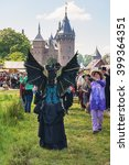 Small photo of The Elf Fantasy Fair (Elfia) is an outdoor fantasy event in the Netherlands held on April 19, 2014 at Castle de Haar, Haarzuilens. The fair attracts some 30,000 visitors every year.