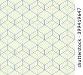 vector seamless pattern. modern ...   Shutterstock .eps vector #399419647