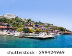 kekova island  antalya turkey | Shutterstock . vector #399424969
