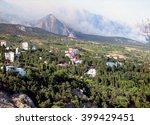 holiday on black sea simeiz in... | Shutterstock . vector #399429451