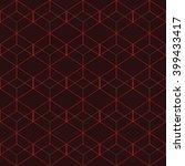 vector seamless pattern. modern ... | Shutterstock .eps vector #399433417