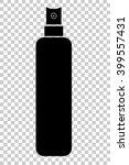 spray bottle  | Shutterstock .eps vector #399557431