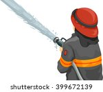 illustration of a male... | Shutterstock .eps vector #399672139