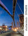 Millennium Bridge Manchester