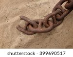 The Chain Is Broken And Left...