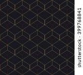 vector seamless pattern. modern ... | Shutterstock .eps vector #399768841