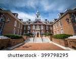 Small photo of The Delaware State Capitol Building in Dover, Delaware.