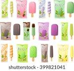 vector illustration of various... | Shutterstock .eps vector #399821041