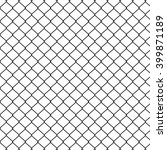 wire fences | Shutterstock .eps vector #399871189