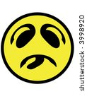 smiley face that is isolated on ... | Shutterstock . vector #3998920