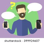 """what to choose"" concept... 