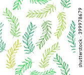 vector seamless patterns from... | Shutterstock .eps vector #399978679