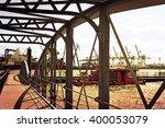 View Through The Bridge Of...