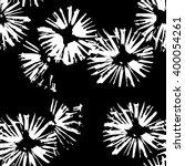 seamless pattern. circles of... | Shutterstock .eps vector #400054261