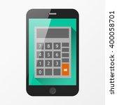 calculator application in...