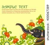 easy to edit vector... | Shutterstock .eps vector #400067389