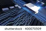 3d rendered illustration of... | Shutterstock . vector #400070509