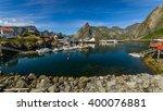 hamnoy | Shutterstock . vector #400076881