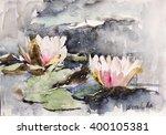 Landscapes Watercolor