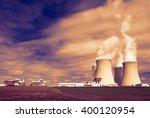 nuclear power plant temelin in...